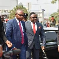 Ayade Suspends Taxes/ Levies on Taxi drivers till further notice