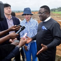 Thai Investors Commence Construction of Calabar Rice City