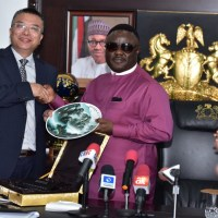 Chinese firm, Jiangxi, to establish its Nigerian hqts in Calabar