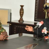 Deep Seaport: Ayade Seeks Navy Support ...tasks army on security