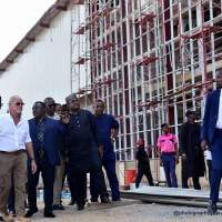 Imoke lauds Ayade over Nigeria's first vitamised Rice Mill