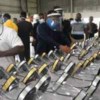 COVID-19: Cross River begins mass production of PPE for trial resumption of public schools