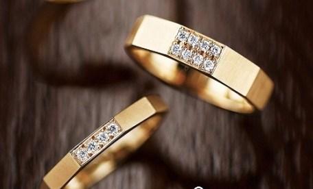 オレッキオ結婚指輪ファッションモデル婚約指輪
