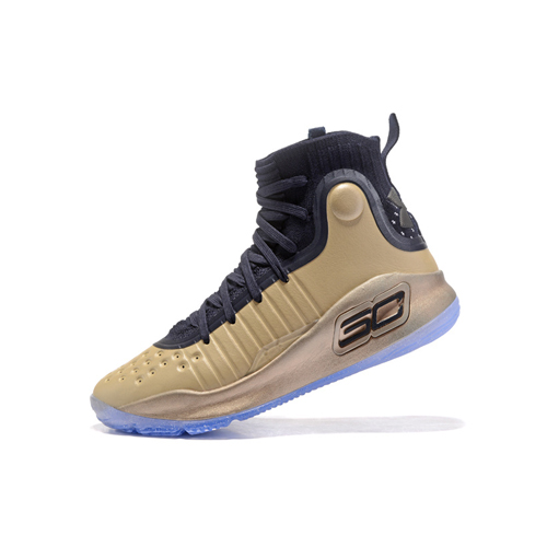curry 4 black gold