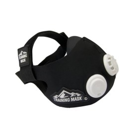 Masque d'entraînement Elevation 2.0 - Noir Training Mask