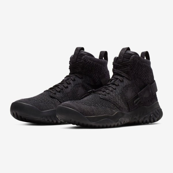Air Jordan Apex React all black