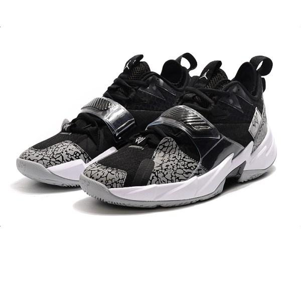 Jordan Why Not Zer0 3 Black Cement