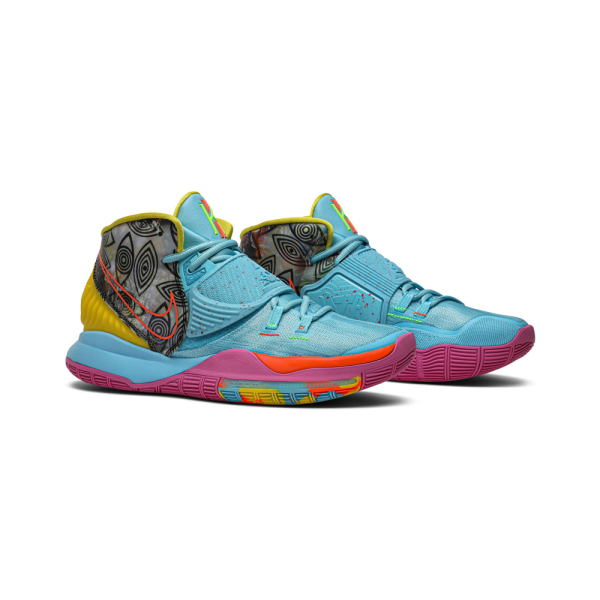Kyrie 6 Preheat Collection