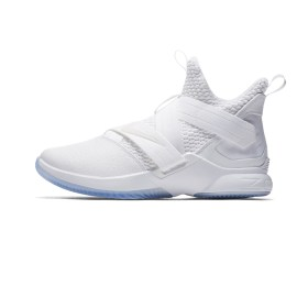 Nike lebron soldier 12 triple white