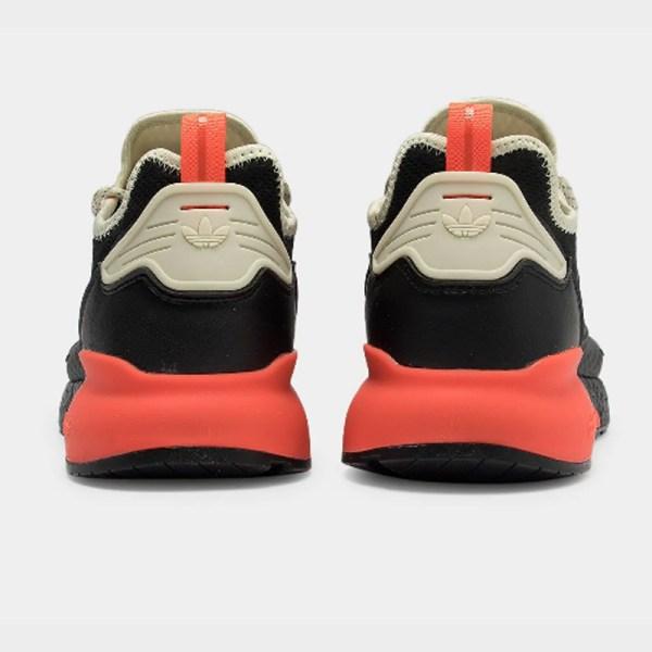 Adidas ZX 2K Boost Black Grey Red