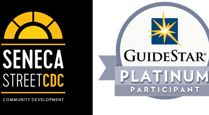 SSCDC and Guidestar Platinum Logos