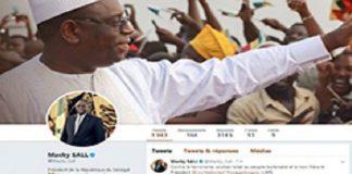 Macky Sall parmi les plus suivis