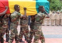 L'armée Sénégalaise frappée par un deuil, un colonel s'est éteint