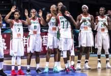 (Vidéo) Basket – Admirez l'ambiance dans les vestiaires des lionnes après la victoire contre la Léthonie !