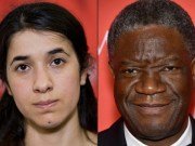 Le prix Nobel de la paix 2018 attribué à Denis Mukwege et Nadia Murad