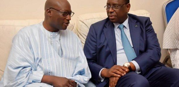Présidentielle 2019 : Un ami intime de Macky pose sa candidature. Le directeur général de Eurogerm, Amadou Seck, va annoncer, cette après-mid