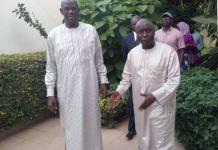 Me Adama Guèye sur sa rencontre avec Idrissa Seck