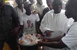 Sur la route de Touba : Le Président Idrissa Seck participe au Safar à Diourbel. Le Président de Rewmi Idrissa Seck qui se dirige à Touba