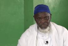 """Imam Aliou Ndao : """"Ils ont voulu me dévêtir totalement le premier jour de mon incarcération. Mais …"""""""