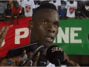 Pape Abdou Cissé, défenseur équipe nationale