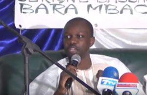 """Ousmane Sonko à Touba – Il est dangereux que les politiciens tentent d'influencer les guides religieux"""""""