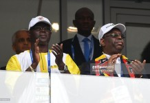 Sénégal-Pologne: Comment le Président Macky Sall et les supporters sénégalais ont échappé à des attentats. Les supporters sénégalais et le pr