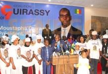 L'Investiture de Moustapha Guirassy en images. Regardez (30 photos) Ce dimanche 16 Décembre 2018, la coalition « Guirassy 2019 » composée de