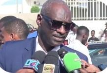 Son fils inculpé pour vol en réunion, Me Khoureïchi Bâ s'indigne et accuse le pouvoir. Le 22 décembre dernier, Khalifa Ababacar Bâ a été