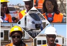 REPORTAGE : De jeunes ingénieurs sénégalais à l'heure du TER. L'univers d'ingénieur s'ouvre de plus en plus aux jeunes. Une visite effectuée