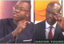 Vidéo: Yankoba Diattara malmène Khafor Touré de l'APR dans un débat. Vraiment l'APR gagnerait à revoir le profil de ses représentants dans