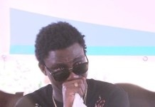 Wally Seck rate son vol