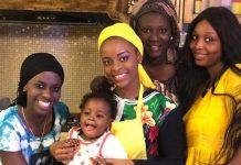 (09 Photos) Germaine de la série « koorou Bidew » raconte sa conversion à l'Islam