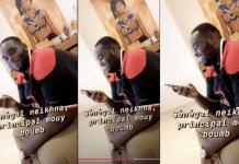 Amadou Sall évacué en France ? Le fils de Macky est à Dakar aux côtés de son épouse et en bonne santé.