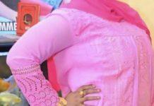 Boury Bathily, l'épouse de Balla Gaye 2, devenue hijab