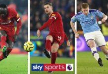 Premier League: Le meilleur joueur de la saison 2019-2020 désigné
