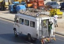 Nécrologie : Ndiaga Ndiaye le célèbre transporteur est mort (photo)