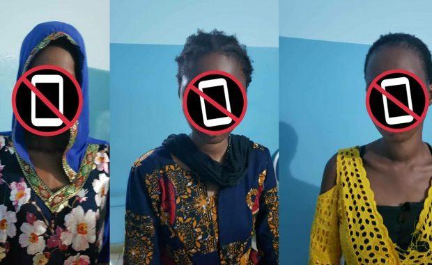 5 femmes kidnappées à Touba