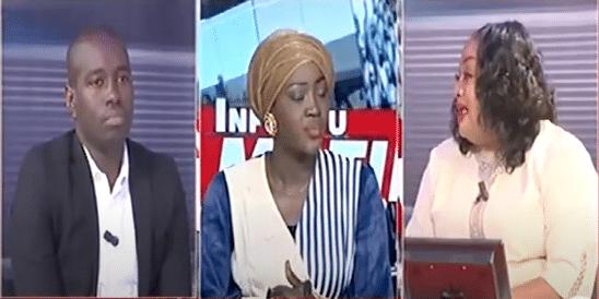 Aissatou Diop Fall : « Macky doit arrêter d'être un président des réseaux sociaux »