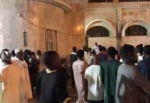 Décès du Khalife Général: Les premières images à Medina Baye