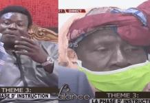 Pape Ndiaye sur sa grand-mère de 82 ans : » Elle dormait devant la prison pour «