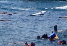 Barca Barcakk: La pirogue de migrants interceptée lundi a été percutée 3 fois par les patrouilleurs