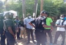 Ucad: Un policier tire et blesse un étudiant (4 photos)