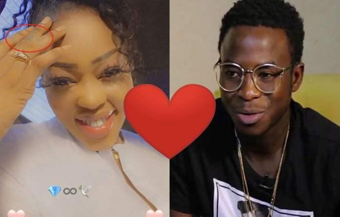 Tatouage à la main Ya Awa de la série « infidèles » ne cache plus son amour pour Sidy Diop (05 Photos)