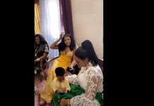 Korité 2021 : Regardez la belle complicité entre Zeyna Ndour et femme de Bouba (Vidéo)