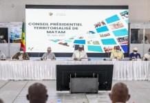Conseil présidentiel décentralisé à Matam