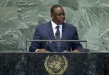 Le Président Macky Sall aux Nations-Unis : « Le monde a changé. L'Afrique aussi. Changeons de paradigmes et de vision sur le continent »