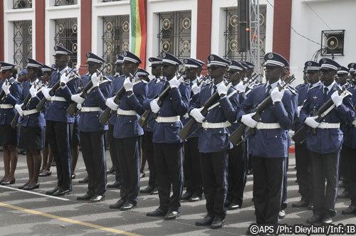 gendarmes senegal