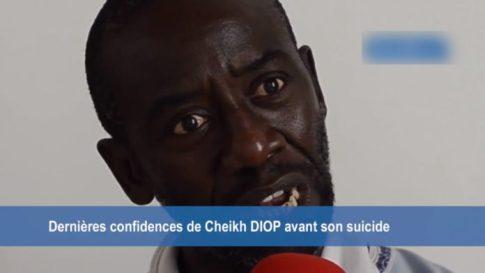 Suicide devant le Palais : Nouveau rebondissement dans l'affaire Cheikh Diop