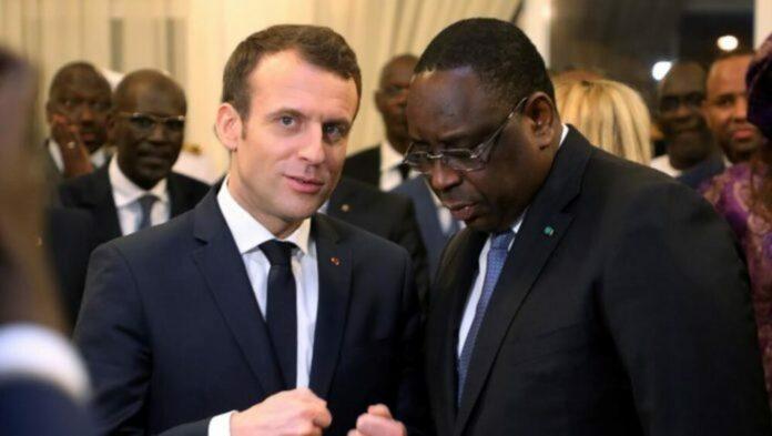 Ousmane Sonko : «Macky Sall ne réfléchit pas de lui-même, mais à la lumière du président Macron»