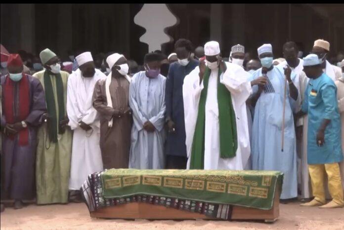 Nécrologie : Doyen Ibrahima Mbodji n'est plus (photo)